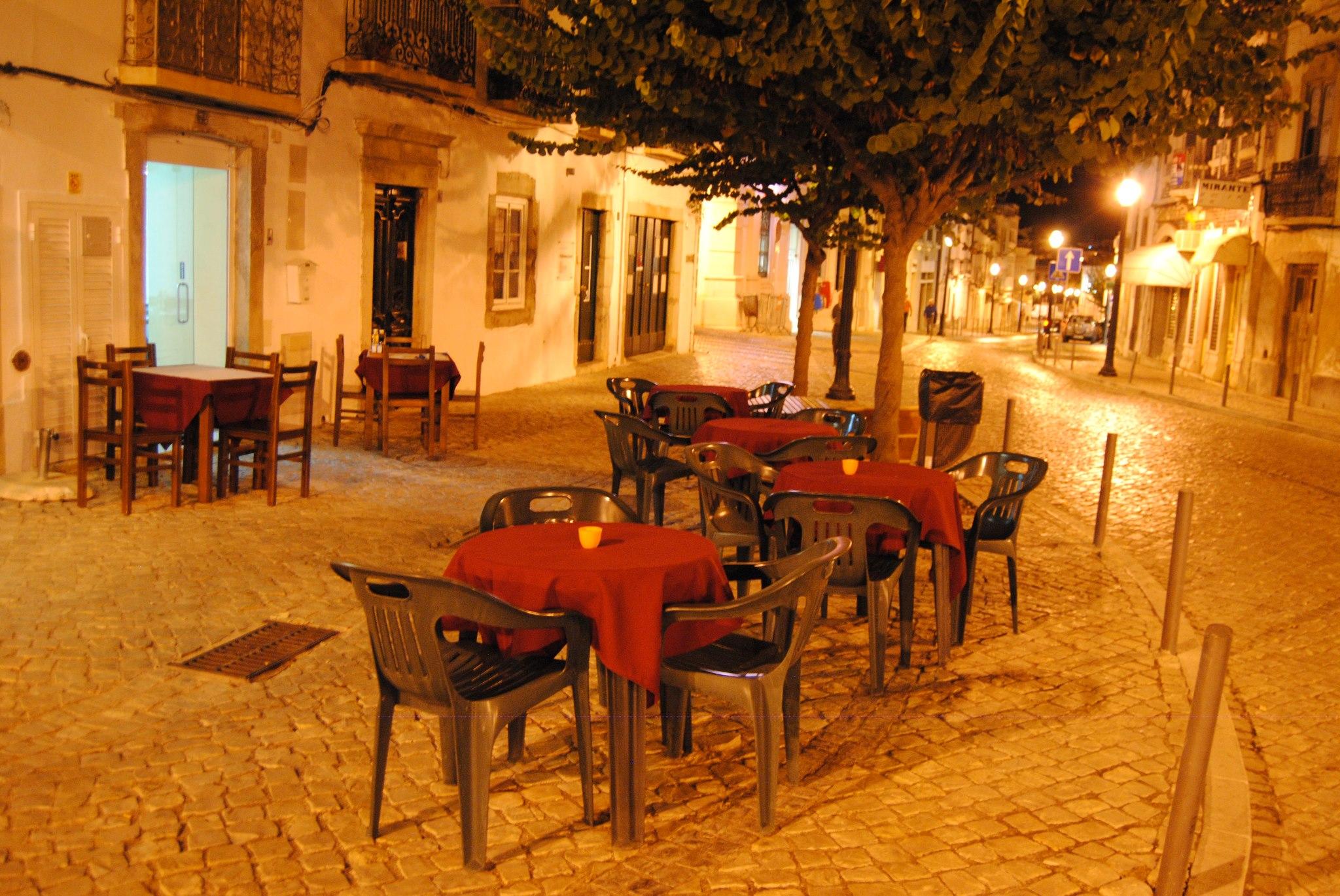 Restaurants In Tavira